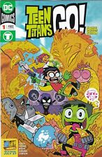 Teen Titans Go! Movie #1 NM Special Edition Comic Promo SDCC NYCC 2018 Exclusive