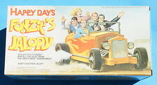 MEGO HAPPY DAYS FONZIE'S JALOPY COMPLETE MINT IN BOX ULTRA RARE