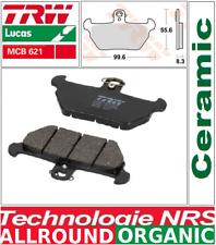 2 Plaquettes frein  Avant TRW MCB621 Organic Pour BMW K 1100 LT /ABS (100) 90-99