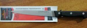 BARGOIN - Coltello Cucina Lama Liscia Flessibile Filettare Pesce (17cm)