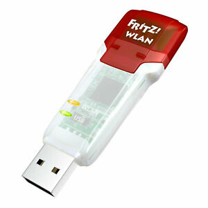AVM FRITZ!WLAN Stick AC 860 USB-3.0 USB 2.0 WLAN N bis 300 MBit/s WPA2