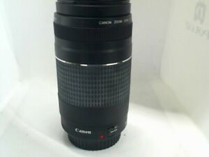 CANON 75-300MM LENS (UD3013074)