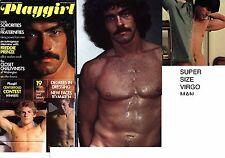 PLAYGIRL 9-76 SEPTEMBER 1976 MACHO JIM VIRGO MAN! FREDDIE PRINZE'S LAST FRATS