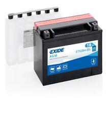 Batterie moto Exide YTX20H-BS ETX20H-BS 12V 18AH 310A 175X90X155MM