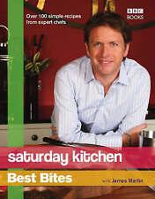 Saturday Kitchen: Best Bites with James Martin Hardback Ideal Xmas Gift