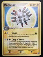 Carte Pokemon MAGNETON 27/112 Rare Rouge Feu Vert Feuille Bloc EX FR NEUF
