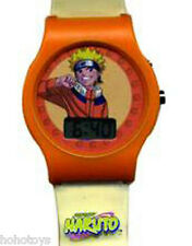 Naruto 5 Function Digital Watch