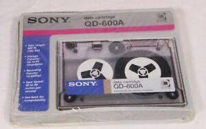 SONY QD600A 60MB DATA CARTRIDGE BRAND NEW SEALED RETAIL DISPLAY NOS