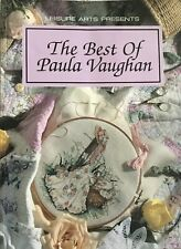 The Best of Paula Vaughan Book 1 with 26 Cross Stitch Patterns