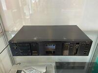 """Nakamichi BX-100E Cassette Deck Kassettendeck   """" kaputtes Riemen """""""