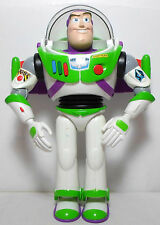 WALT DISNEY MATTEL TOY STORY BUZZ LIGHTYEAR 11'' FULLY POSEABLE ACTION FIGURE