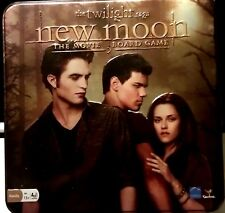 Twilight New Moon Movie Vampire Trivia Board Game #D6