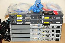 CISCO WS-C2950-24 Premium CCENT CCNA CCNP Lab KIT  2610XM 2610 WIC-2A/S 6MthWty
