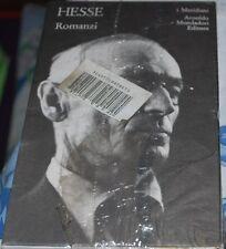 HESSE Hermann - ROMANZI - MERIDIANI collezione 7