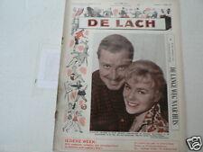 DE LACH 1957 NR 24 SUSANNE CRAMER,IVAN DESNEY,DOROTHY MCGUIRE,GIANT JAMES DEAN,