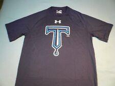 Under Armour Tulsa Drillers Logo Tech MEDIUM BRAND NEW shirt MiLB UA Baseball
