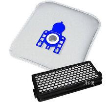 10 Staubsaugerbeutel Hepa Filter für MIELE S5 PREMIO PLUS S 5781 Allergiker Set