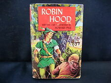 ROBIN HOOD Written & Illustrated by HOWARD PYLE Doubleday Junior Deluxe Editions