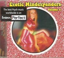 EXOTIC MINDEXPANDERS VOL. 4 - INTERNATIONAL COMP 60s STYLE GROOVY INSTROS SLD CD