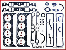 Engine Full Gasket Set-GAS, OHV, CARB, 2BBL, Natural, General Motors, 16 Valves