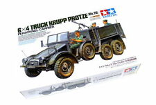 Tamiya Military Model 1/35 6x4 Truck Krupp Protze Personnel Carrier Hobby 35317