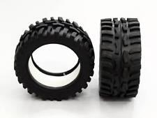 Traxxas 1/16 Mini E-Revo, Mini Summit Rubber Radial Tire with Insert (Offroad)