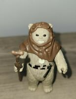 Vintage Star Wars 1983 Ewok Chief Chirpa Complete, Hong Kong. In Great Shape!!