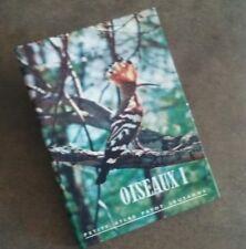 OISEAUX I GUGGISBERG Birds Watching Guide Book Petits Atlas payot Lausanne *VTG