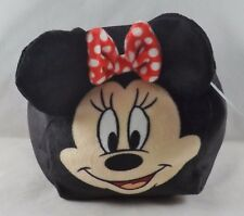 Disney Minnie Mouse - Cubd Collectibles Soft Plush Stuffed Cube