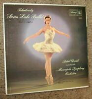 Tchaikovsky Swan Lake Ballet Minneapolis Symphony Orchestra LP vinyl vintage