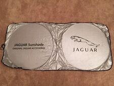Sun Shade Windshield Foldable Cover Visor Heat UV Isolate Jaguar XF XJ F-Type XK