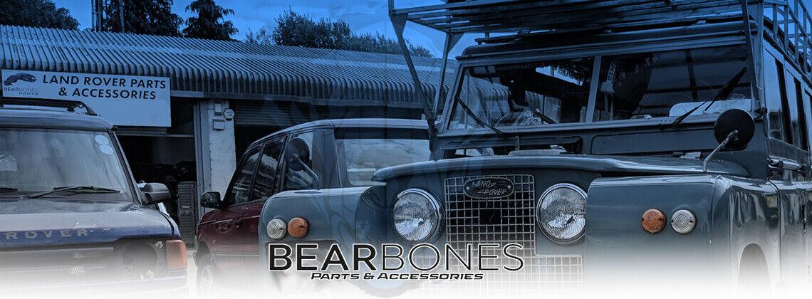 Bearbones Offroad
