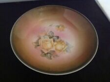 Antique Franzant Mehlem Bonn Germany Bowl- Over 100 Years Old