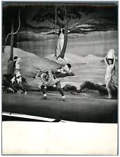 B.M. Bernand, Paris, Anouk Ferjac et Chr. Arnaud  Vintage silver print Tirage