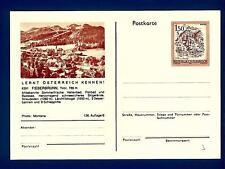 AUSTRIA - Cart. Post. - 1975 - 1,50 S - 6391 Fieberbrunn - 136. Auflage/6