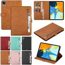 "Fr iPad Pro 11 12.9 2020 10.2"" 7th 6th 5th Gen Air Mini Smart Leather Case Cover"