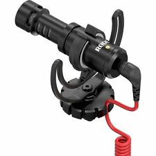 Rode VideoMicro On-Camera Cardioid Condenser Video Microphone w/ Wind Shield