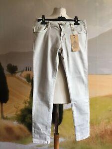Pantalon CIMARRON couleur mastic taille 38 NEUF.