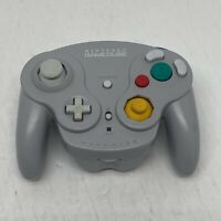 Genuine Nintendo Gamecube Wavebird Wireless Controller & No Dongle DOL-004 Grey