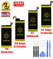 New Quantum Extended Slim Battery for Galaxy S6,S6 edge, S7, S7 edge  with Tools