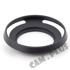Pixco E16-50 Screw Mount Metal Lens Hood For Sony E PZ 16-50mm F3.5-5.6 OSS Lens