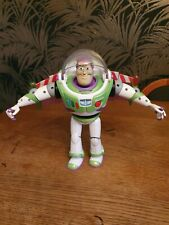 "Disney Toy Story Buzz Lightyear 12"" Talking Action Figure Light Mattel Christmas"