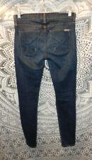 Hudson Krista Super Skinny Jeans Size 26 28 x 29