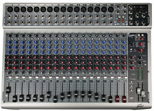 Peavey PV 20 USB Mixer With Built-In Dsp Effects Multiple Reverbs 513020 New