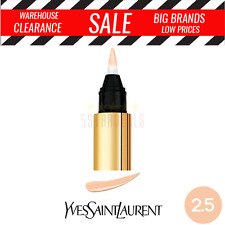 YSL Yves Saint Laurent TOUCHE ECLAT RADIANTE Touch Tonalità 2.5 Luminous Vaniglia UK