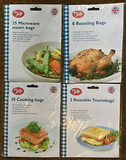 TALA - CHOICE OF ROASTING-MICROWAVE-STEAM-COOKING-TOASTABAGS-TURKEY-SLOW COOKER