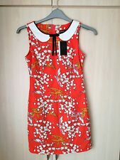 Women's Atmosphere UK size 8 orange dress