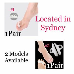 Silicone Gel Separator Pad Claw Hammer Mallet Toe Bunion Foot Pain Relief