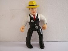 DICK TRACY DISNEY PLAYMATES TOYS ACTION FIGURE ANNI 80 ( M16-3 )