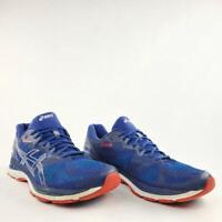 Asics T800N.400 GEL-NIMBUS Men Blue Running Trainers Tennis Shoes Size 15